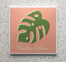 Monstera Deliciosa Coaster