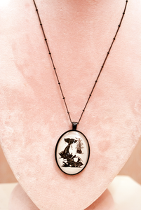 Moby Dick Necklace