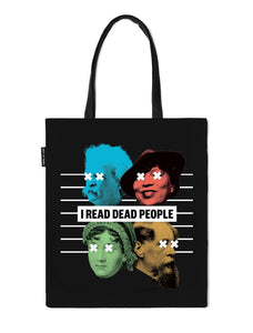 Book Nerd Totes (different prints)
