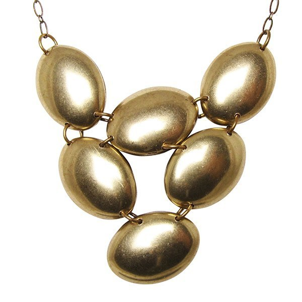 Pod Bib Necklace