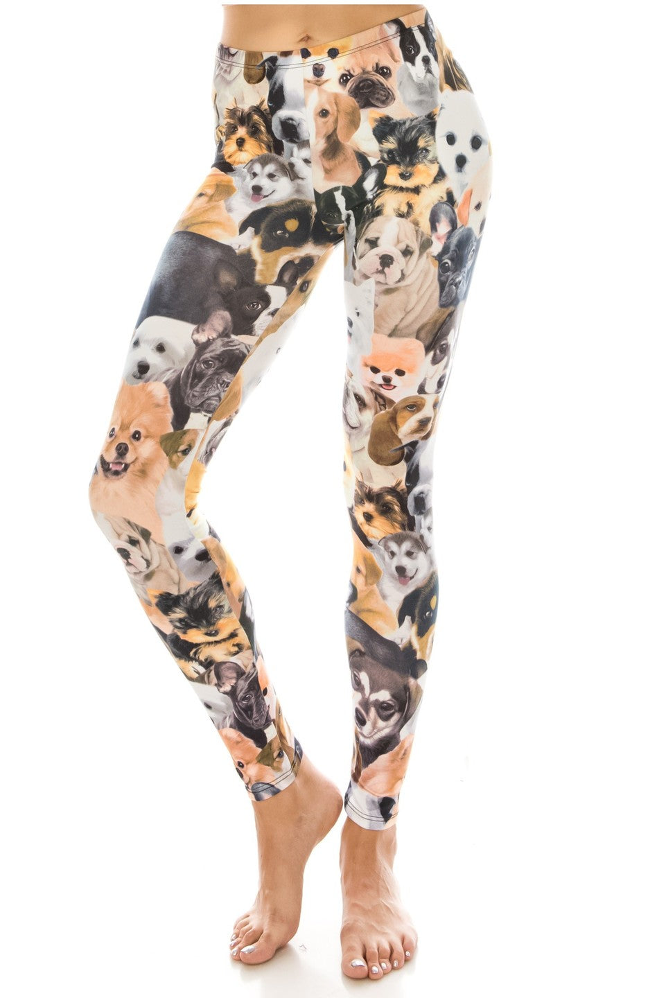 Real Dogs Leggings USA