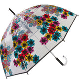 Floral Bubble Umbrella