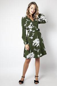 Molly Wrap Dress