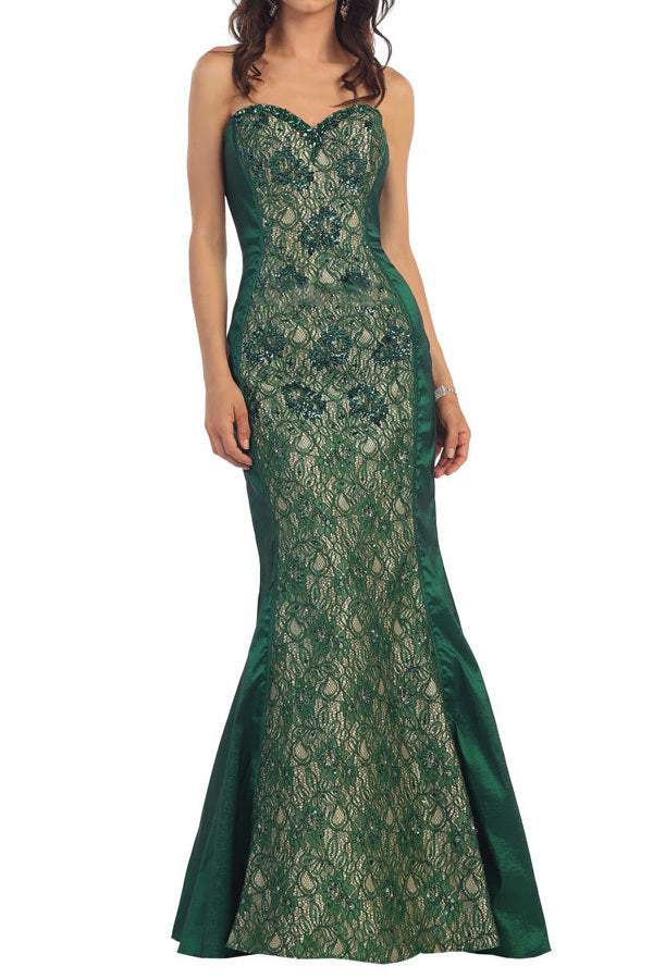Emerald Gown Size 4