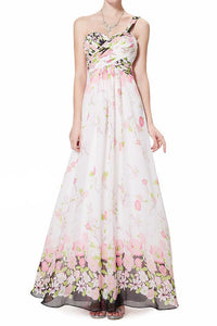 Baby Pink Maxi Floral Size 10