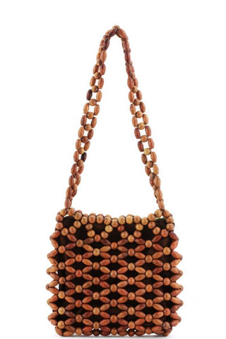 Wooden Bead Hobo