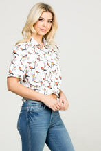 White Bird Top