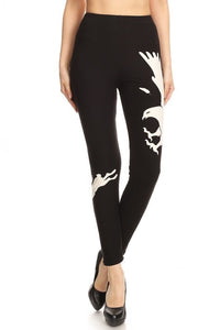 Plus Size Hawk Leggings