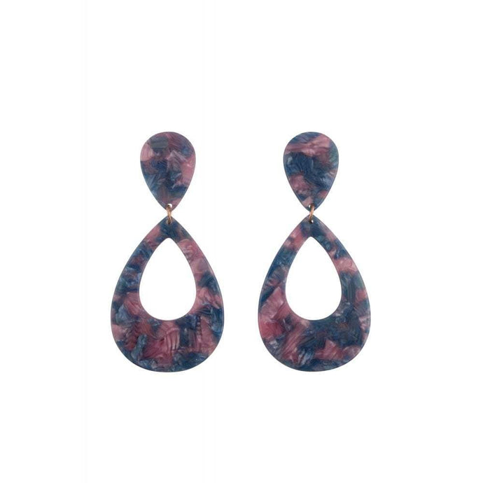 Teressa Earrings (multiple colors)