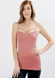 Double Strap Cami (multiple colors)