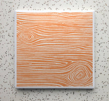 Woodgrain Coasters (multiple colors)