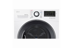 LG  Compact Electric Condesing Front Load, Ventless Dryer-  4.2 cu.ft