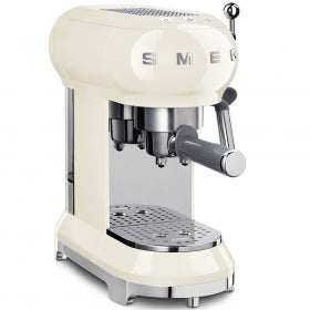 Smeg - 50's Retro Style Aesthetic Espresso Coffee Machine