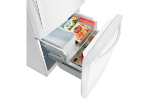 LG  Bottom Freezer Refrigerator 24 cu.ft.