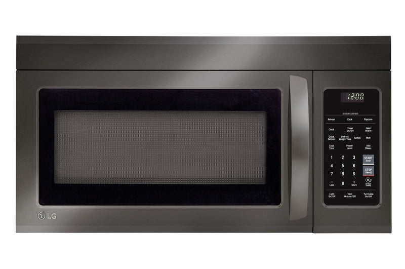 LG  Over-the-Range Microwave Oven with EasyClean 1.8 cu.ft