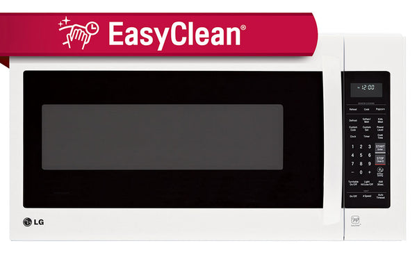 LG  Over-the-Range Microwave Oven with EasyClean 2.0 cu.ft