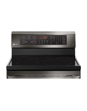 LG  Electric Single Oven Range with True Convection and EasyClean® 6.3 cu.ft.