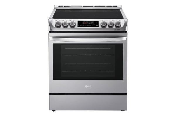 LG  Electric Single Oven Slide-in Range with ProBake Convection® and EasyClean® 6.3 cu.ft