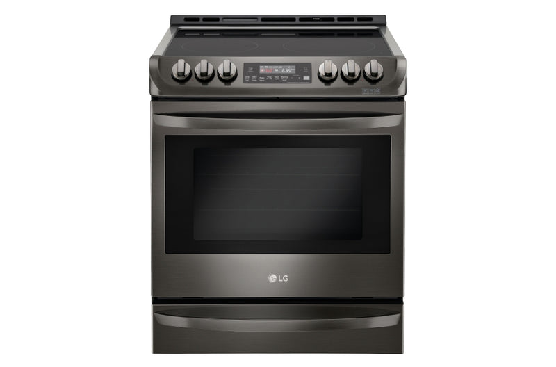LG  Electric Single Oven Slide-in Range with ProBake Convection® and EasyClean® 6.3 cu.ft.