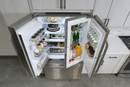 LG  3 Door Counter-Depth Refrigerator