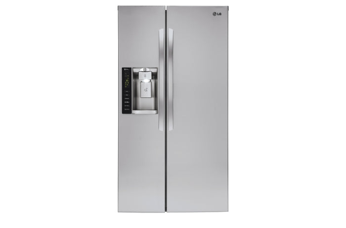LG  Side-by-Side Counter- Depth Refrigerator 22 cu.ft.