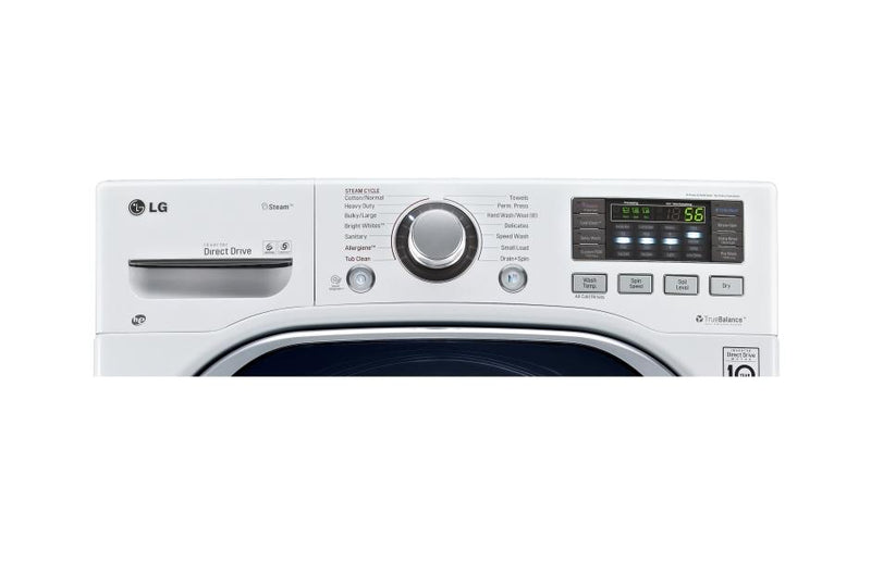LG  Front Load Washer / Dryer Combo