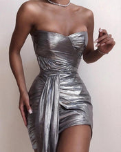 Load image into Gallery viewer, Dia Strapless Dresss
