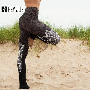 Flower Blend Adventure Leggings