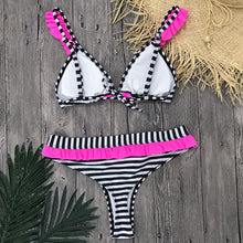 Halter Beach Wear Push Up Bathing Suits  Multiple Styles