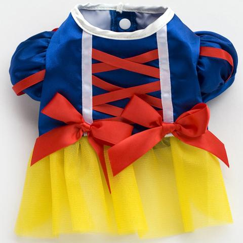 Snow White Dress Halloween Event Costume