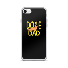 Load image into Gallery viewer, Dachlove.com Doxie Dad iPhone Case, iPhone Accessories- Dachshundloversonline  brings together dachshund merchandise, original and unique designed sausage dog gifts, accessories from all around the world.  The perfect addition to your dachshund loving home.  Find it in one store where you can buy them online and free shipping worldwide to your doorstep.