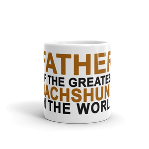 Dachlove.com Father of the greatest Dachshund in the World Mug, - Dachshundloversonline  brings together dachshund merchandise, original and unique designed sausage dog gifts, accessories from all around the world.  The perfect addition to your dachshund loving home.  Find it in one store where you can buy them online and free shipping worldwide to your doorstep.