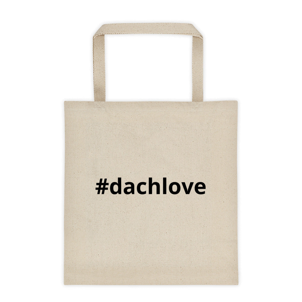 Dachlove.com Customized Text Tote bag, Custom Items- Dachshundloversonline  brings together dachshund merchandise, original and unique designed sausage dog gifts, accessories from all around the world.  The perfect addition to your dachshund loving home.  Find it in one store where you can buy them online and free shipping worldwide to your doorstep.