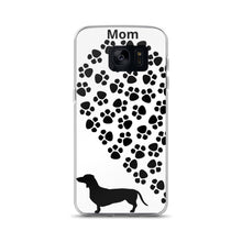 Load image into Gallery viewer, Dachlove.com Samsung Phone Cases Dachshund Heart, Cases- Dachshundloversonline  brings together dachshund merchandise, original and unique designed sausage dog gifts, accessories from all around the world.  The perfect addition to your dachshund loving home.  Find it in one store where you can buy them online and free shipping worldwide to your doorstep.