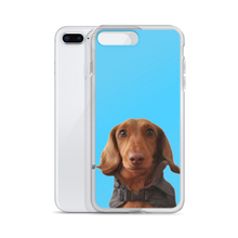 Load image into Gallery viewer, Dachlove.com Customized photo iPhone Case, Custom Items- Dachshundloversonline  brings together dachshund merchandise, original and unique designed sausage dog gifts, accessories from all around the world.  The perfect addition to your dachshund loving home.  Find it in one store where you can buy them online and free shipping worldwide to your doorstep.