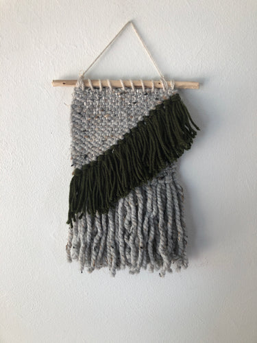 Fringe Weaving