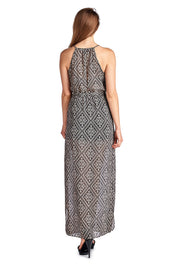 Women's Double Slit Dress
