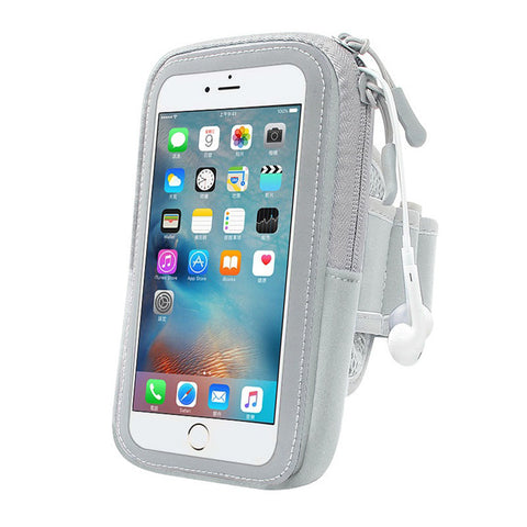 2018 Hot Sport Bags Armband Gym Outdoor Running Arm Band Cover Case For iphone 7 Sport Accessories #EW