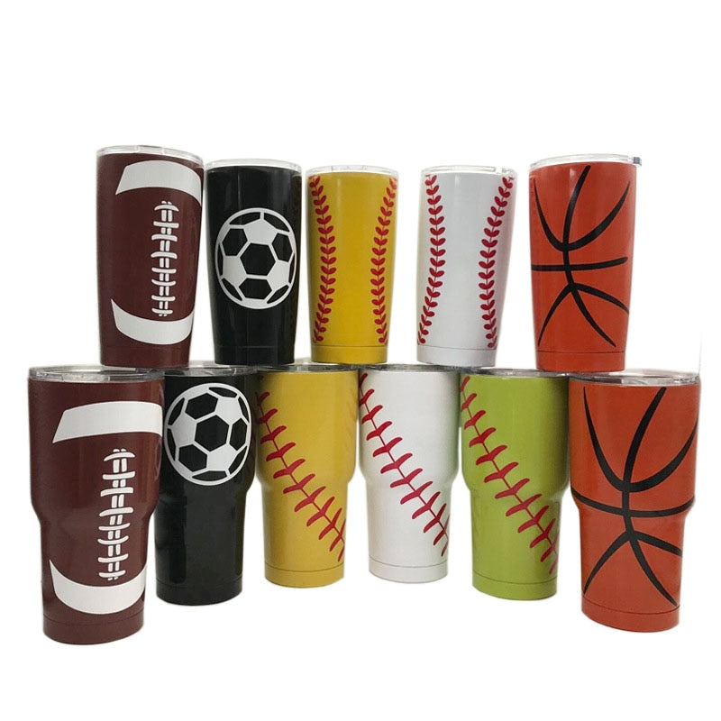 30oz 20oz Tumbler Mugs Cup Travel Car Mug Coffee Taza Cafe Coffe Water Bottle Thermos Drinkware at home office outdoor