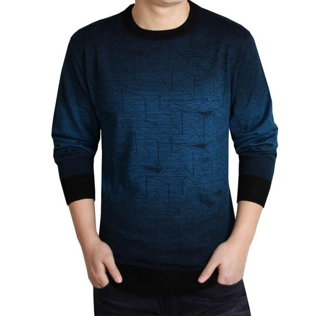 Brand Fashion 2018 Cashmere Sweater Men Clothing Mens Sweaters Knittwear Hang Pye Casual Shirt Wool Pullover Men Pullover Tops