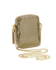 Chain Tassel Crossbody Bag