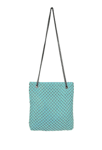 Mega Mesh Convertible Crossbody Bag