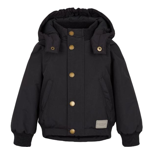 MarMar Copenhagen Ode Winter Jacket - Black