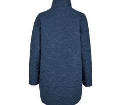 MarMar Copenhagen Womens Ona Thermo Jacket - Navy