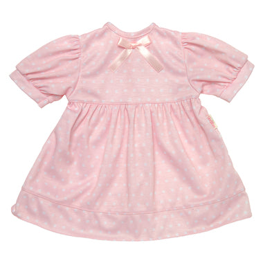 Skrållan Doll Dress - Pink
