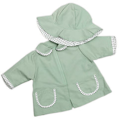 Skrållan Doll Rain Coat & Hat