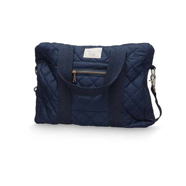 Cam Cam Copenhagen Nursery Bag - Navy