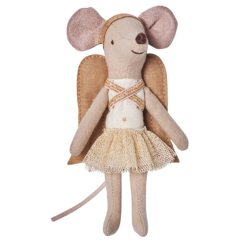 Maileg Angel Baby Mouse