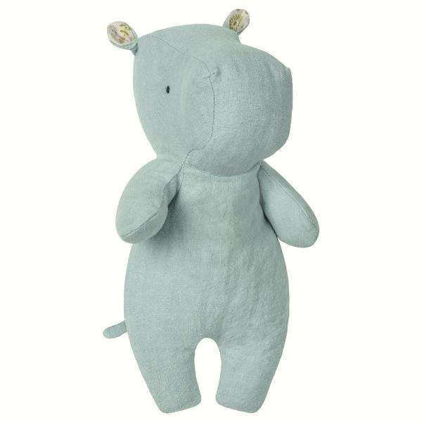 Maileg Little Hippo - Aqua