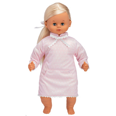 Skrållan Blonde Talking Doll - 5 Languages